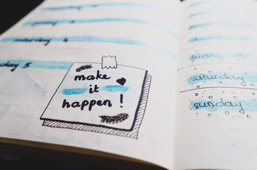 Create an action plan to deal with marriage problems